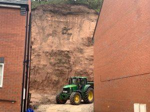 Mansfield Landslide