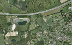 covers farm westerham kent quarry infill